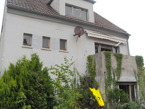 Abbruch Wohnhaus Emst