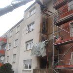 Sägearbeiten Balkone