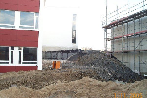Kernbohrungen Schulgebäude Arnsberg